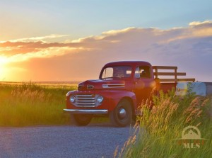 Dave's Red '49 Ford F3 Pickup