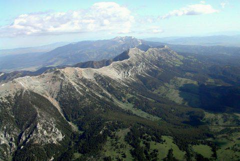 Bridger Ridge Run Trail, Bozeman, Montana Marathons