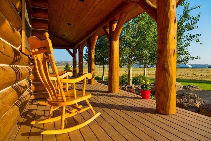 Bozeman Montana Log Homes