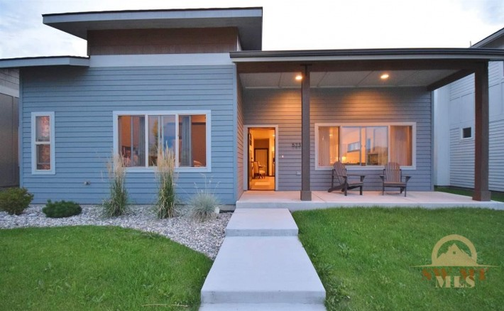 Bozeman Real Estate in Valley West