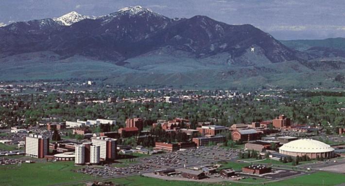 Montana State Univeristy, Bozeman, Montana