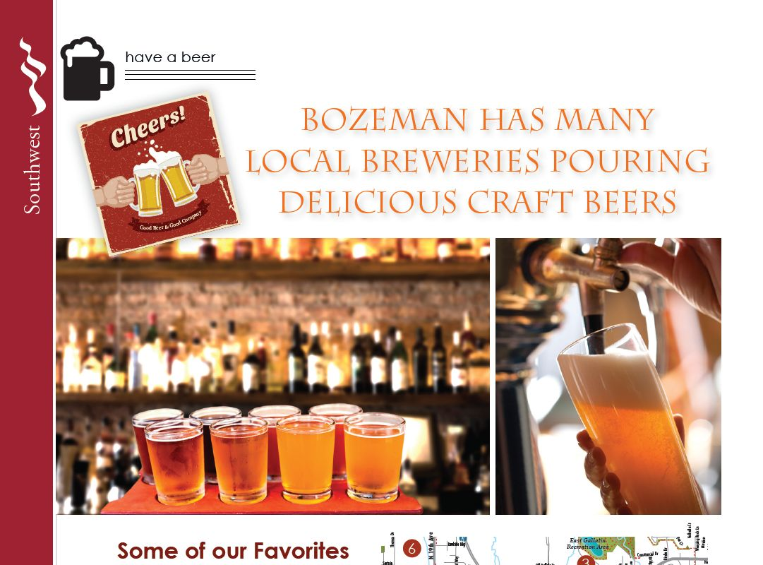 Bozeman Breweries - Craft Brewers - ©Taunya Fagan Photo
