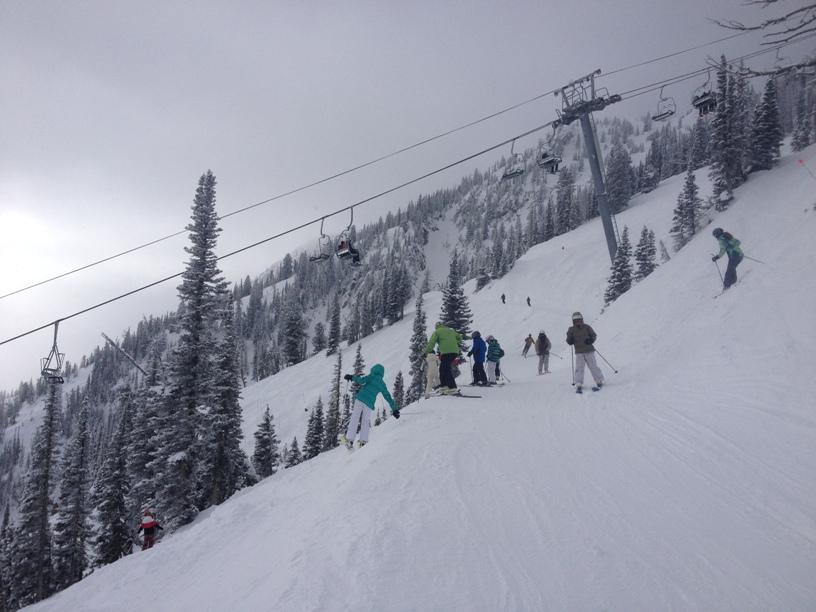 Bridger Bowl Ski Area Bozeman Ski Areas