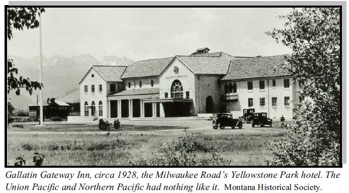 Gallatin Gateway Inn Photo