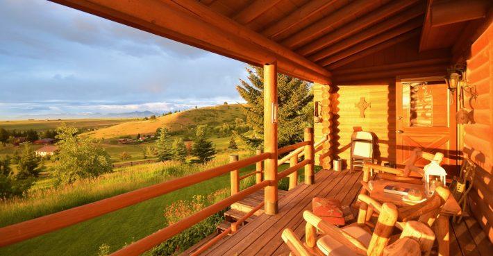 Taunya Fagan Bozeman Montana Real Estate Log Homes