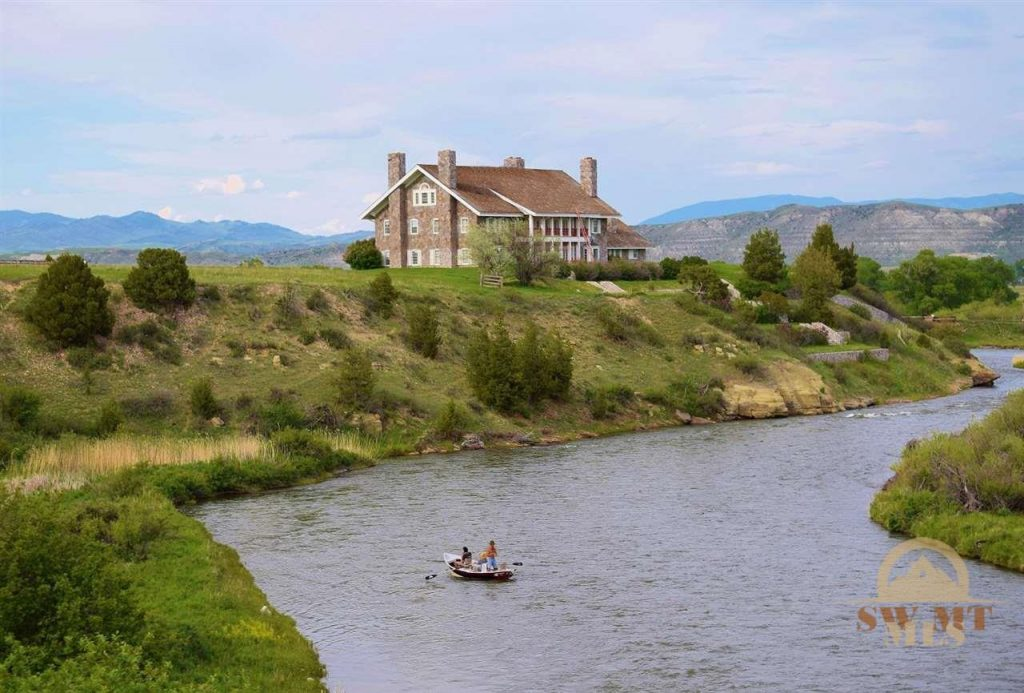 5255 Madison River Road Montana Ranch For Sale