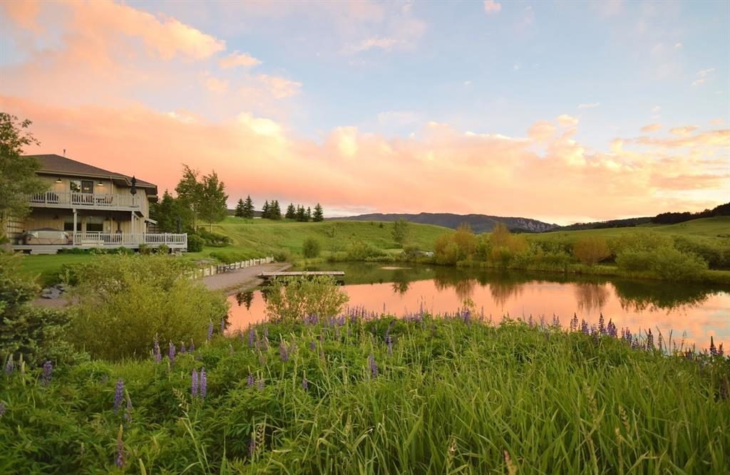 Jackson Creek Bozeman Luxury Water Property