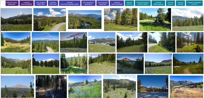 Big Sky Land and Lots For Sale