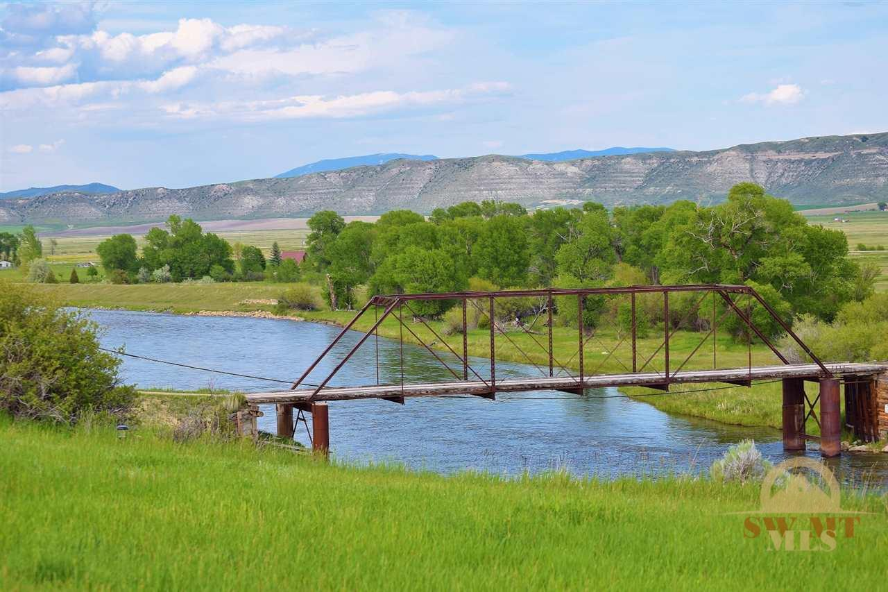 Madison River Montana Waterfront Property For Sale