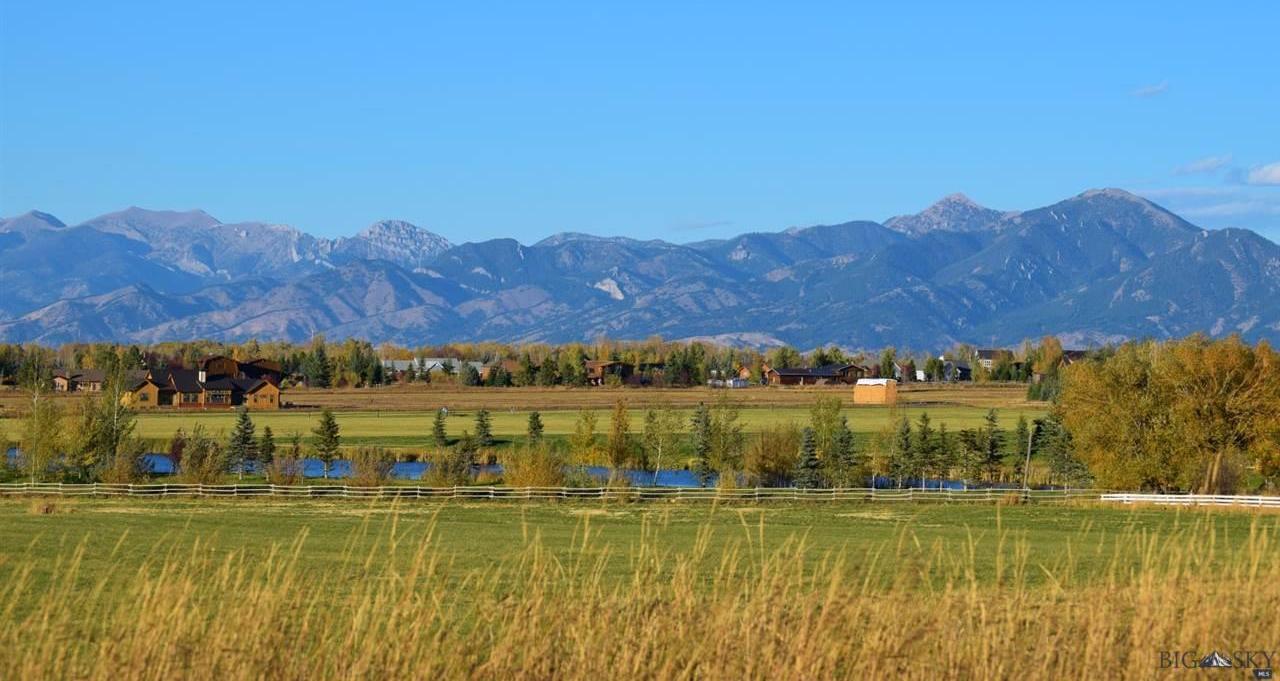 Greenhills Ranch Subdivision Bozeman Montana