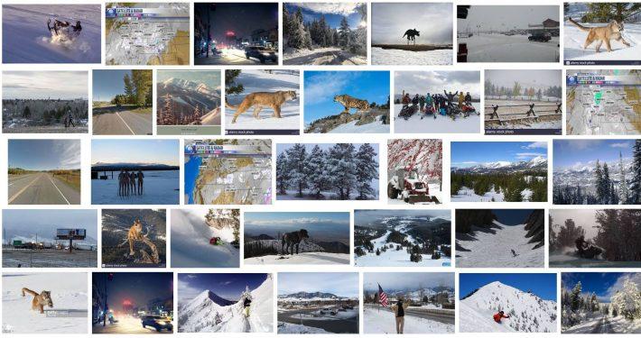 Winter Life Bozeman Montana