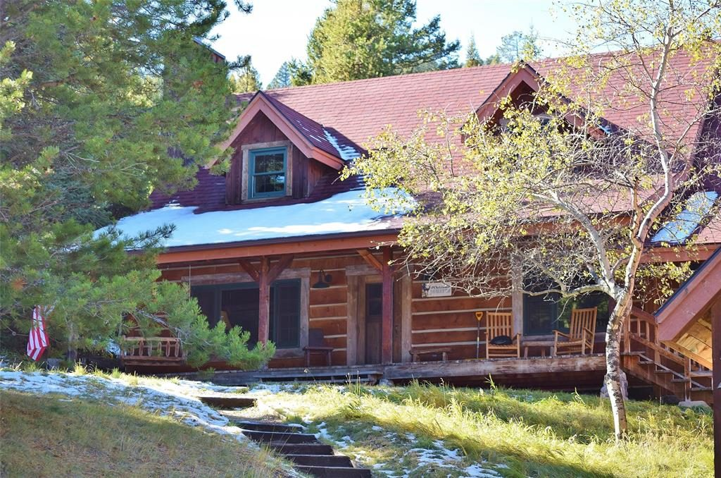 Bozeman Cabin For Sale 106 Winchester Road