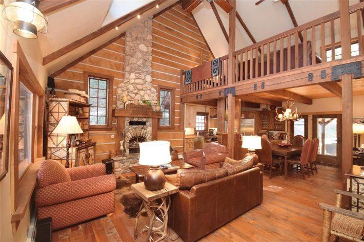 Bozeman log cabins for sale log homes near bozeman for 4 bedroom log cabin kits for sale
