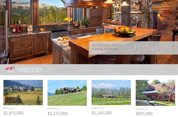Taunya Fagan Bozeman Real Estate Website
