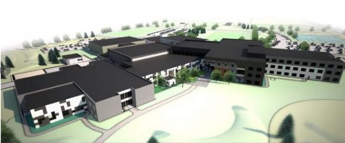 Bozeman's New High School