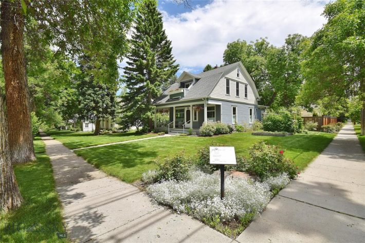 723 Sth 3rd Historic Downtown Bozeman Homes For Sale