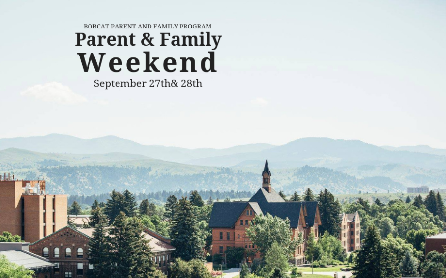 Montana State University Parent and Family Weekend