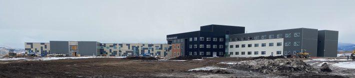 Bozeman's New High School - Gallatin High 2020