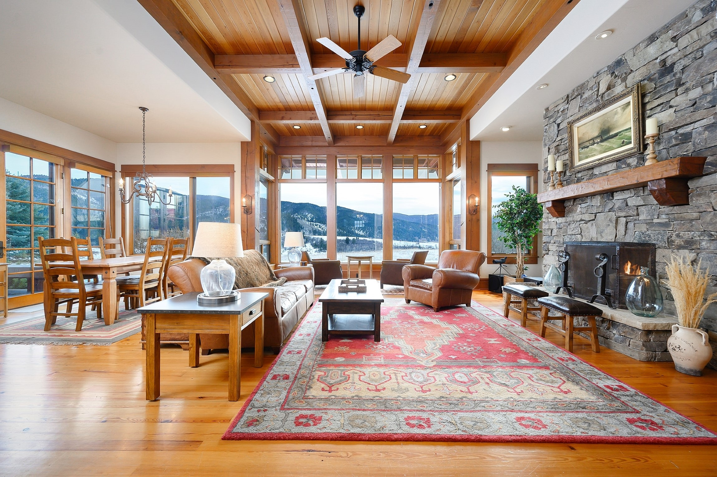Taunya Fagan Bozeman Luxury Real Estate in Triple Tree