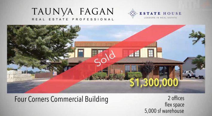 Taunya Fagan Bozeman Commercial Real Estate TV Ad