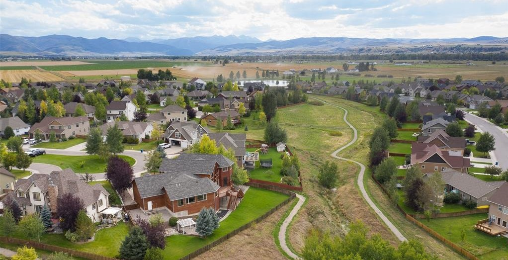 Elk Grove Bozeman Real Estate Search by Subdivision