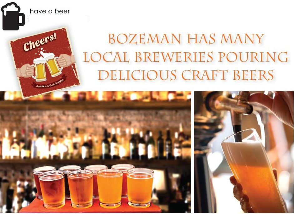 Montana Beer History and Bozeman Breweries
