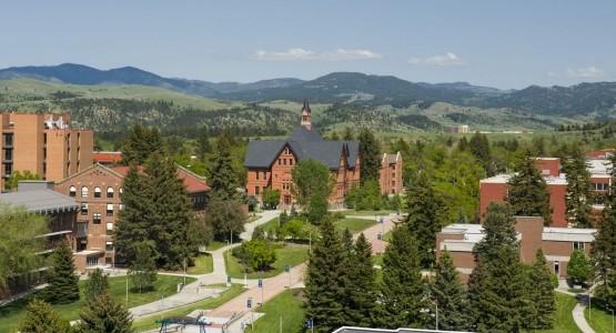 Montana State University (MSU) Photo