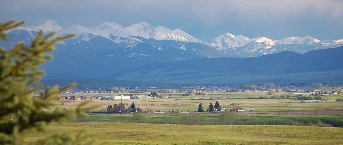 Moving To Bozeman Montana, Spanish Peaks, Taunya Fagan Photo