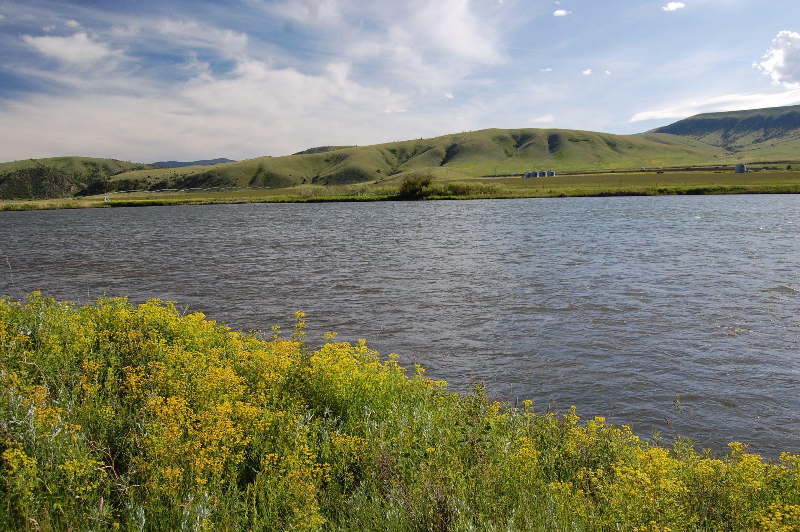 Madison River SW Montana, Brett Fagan Photo