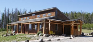 Off-Grid, Energy Efficient Montana Wind, Solar-Powered Home